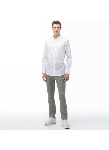 Lacoste Erkek Slim Fit Pantolon HH0025.25H Yeşil